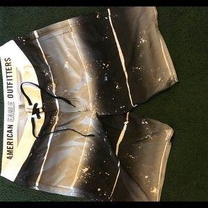 American Eagle Swim Trunks